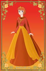 Princess Iris by pinkprincess90