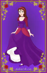 Princess Gabriella2 by pinkprincess90