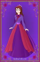 Princess Gabriella by pinkprincess90