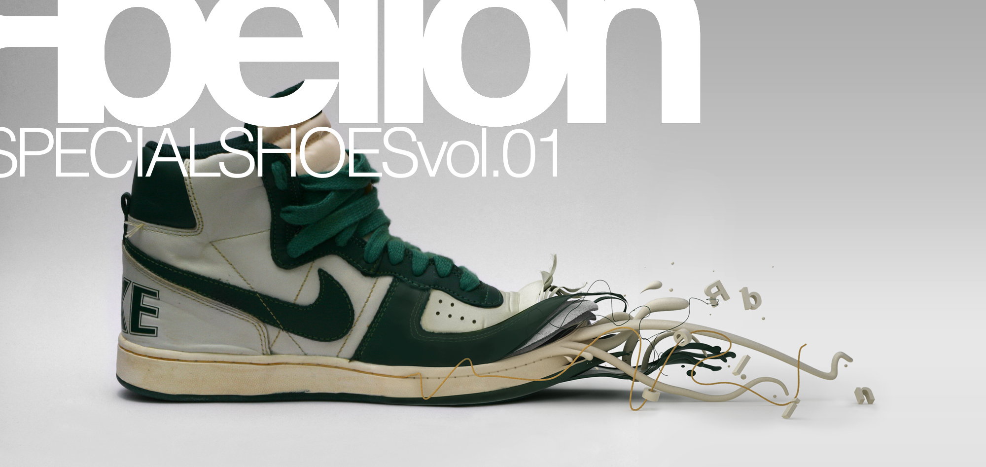 Special shoes rbelion by c4lito3d