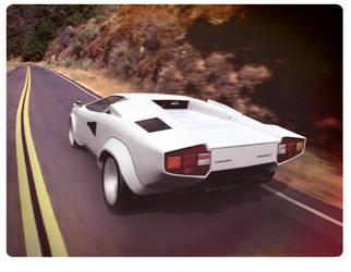 Lamborghini Countach snapshot by c4lito3d
