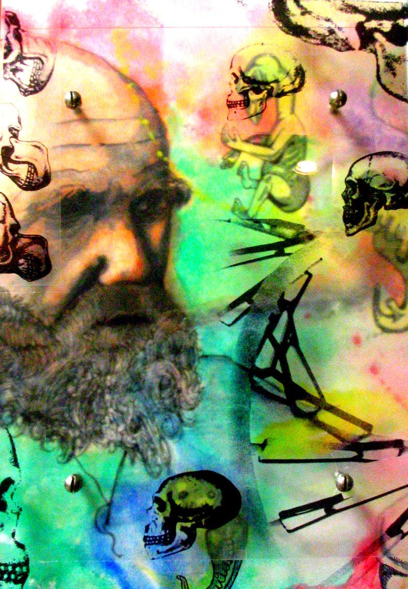 Darwin said... by Art-by-Jilani
