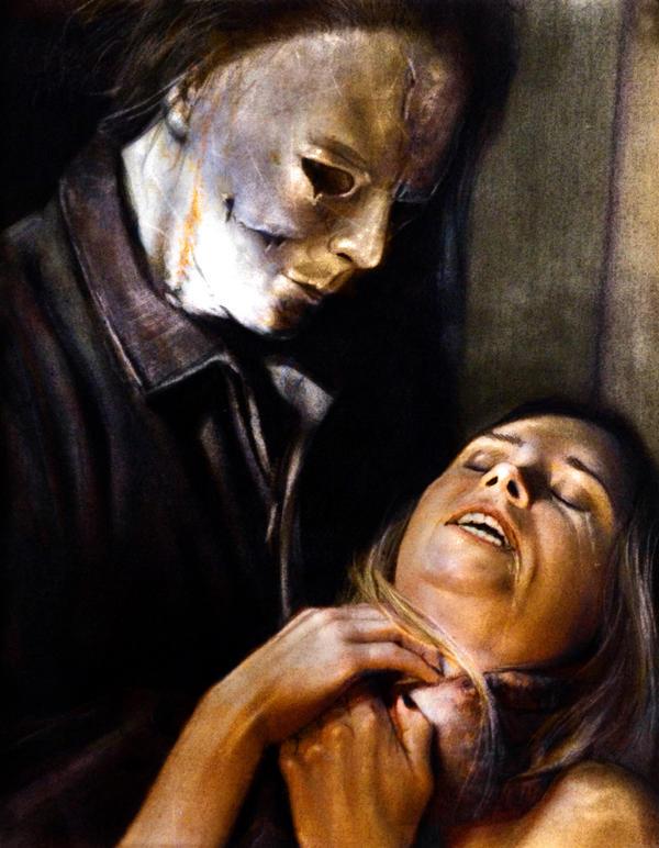 Michael Myers by Art-by-Jilani