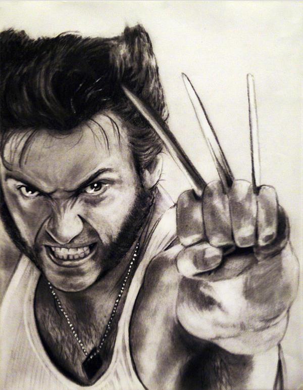 Wolverine v1 by Art-by-Jilani