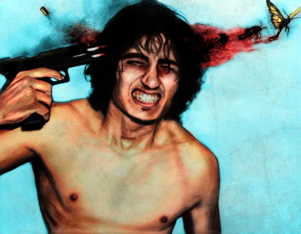 Despite all my rage... by Art-by-Jilani