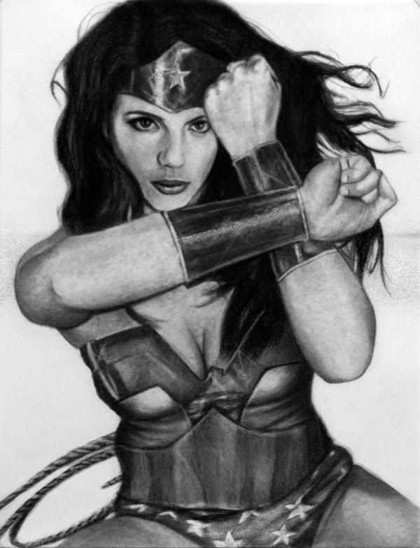 Wonder Woman v1 by Art-by-Jilani