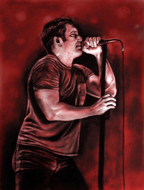 Trent Reznor by Art-by-Jilani