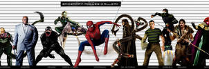 SPIDERMAN ROGUES GALLERY
