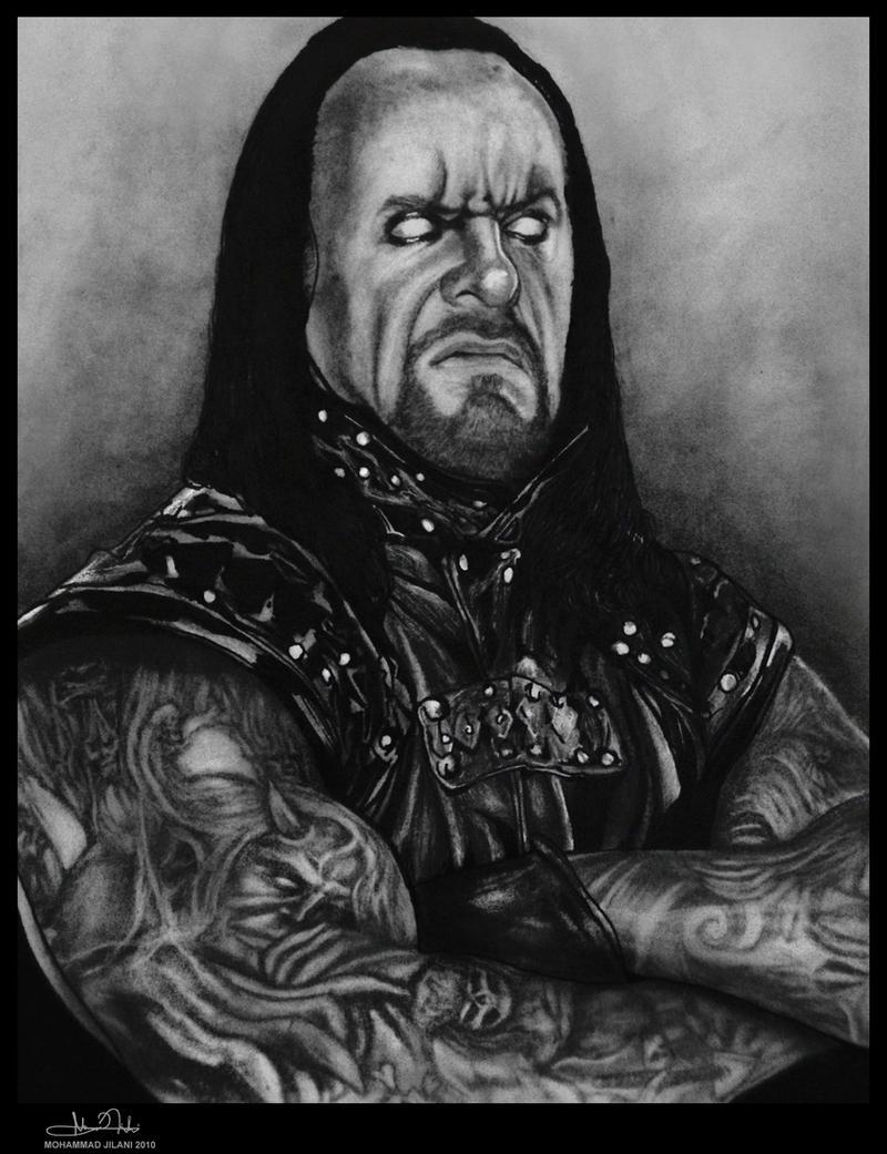 The Undertaker by Art-by-Jilani