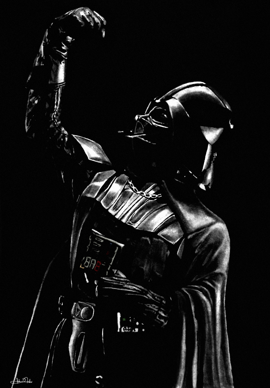 Lord Vader by Art-by-Jilani