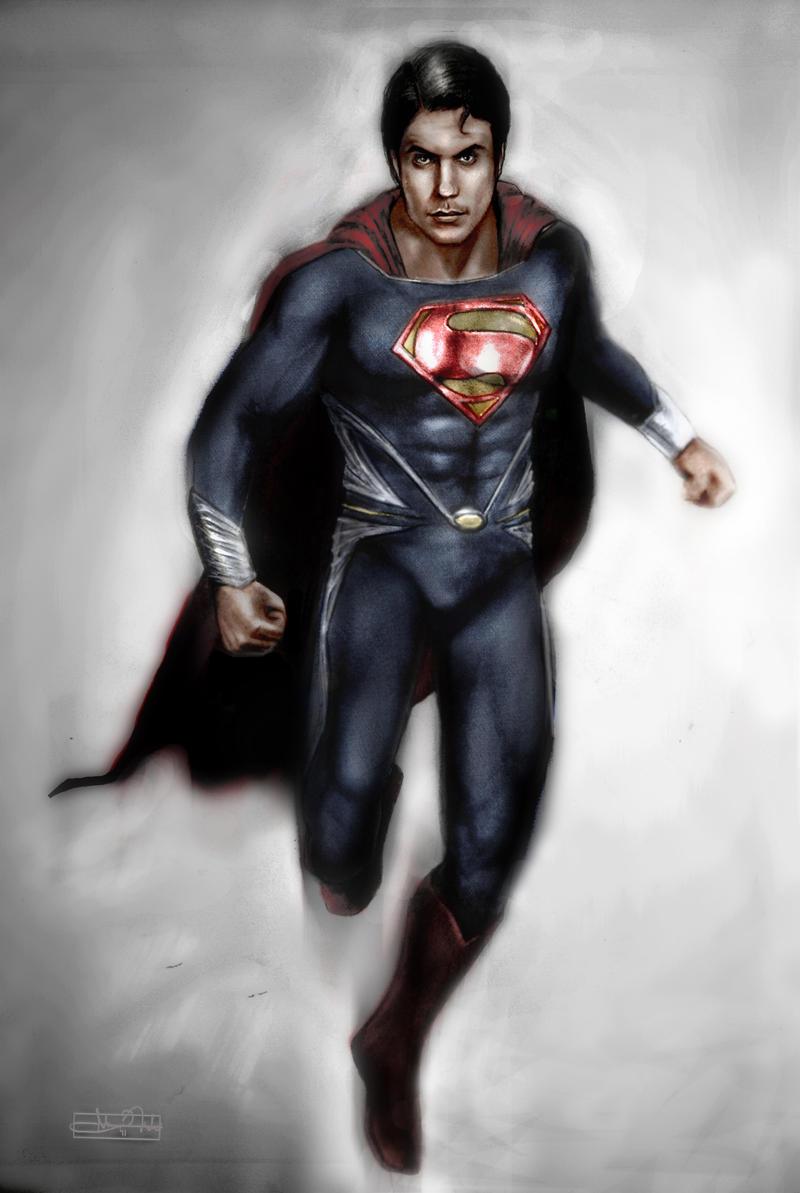Kal-El by Art-by-Jilani