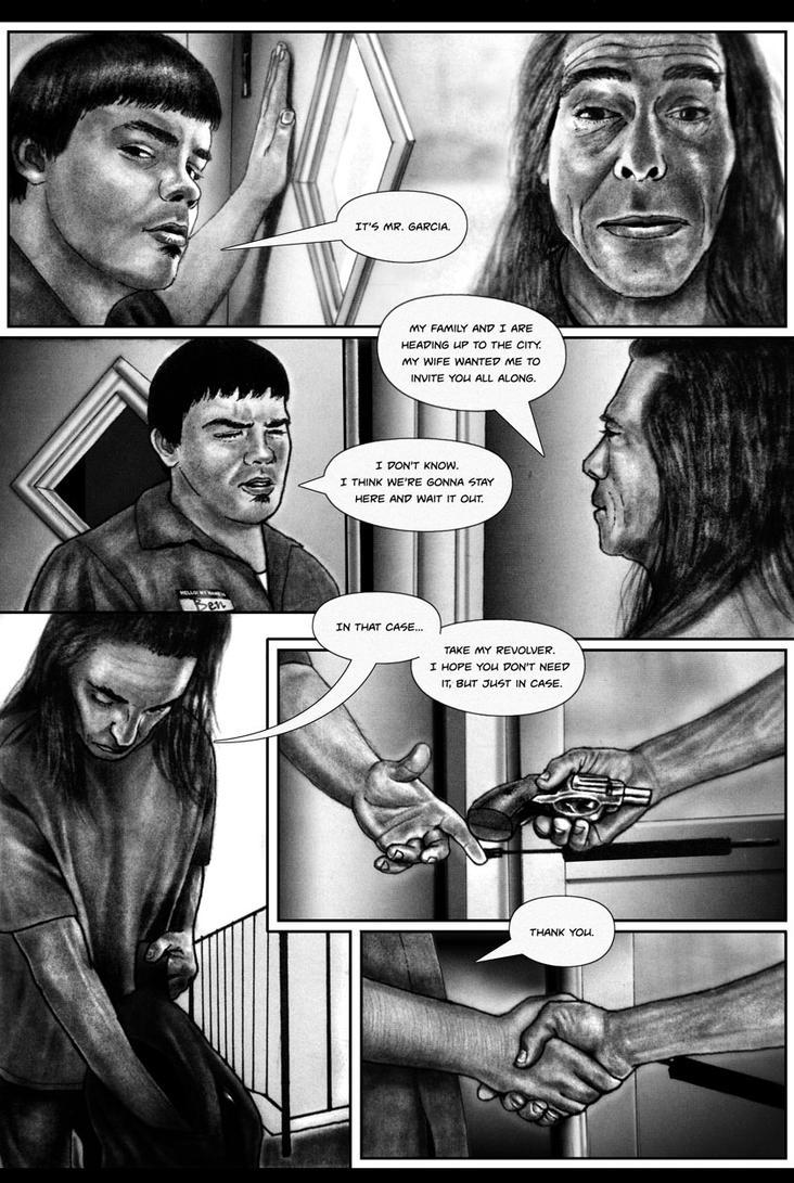 Man Bites Man PROLOGUE pg 8 by Art-by-Jilani