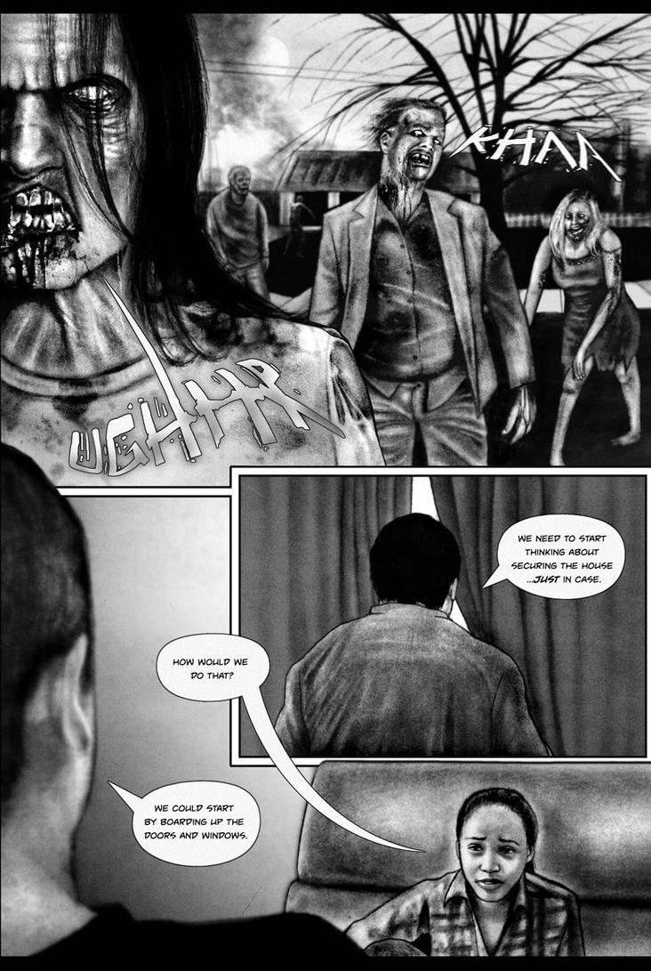 Man Bites Man PROLOGUE pg 13 by Art-by-Jilani
