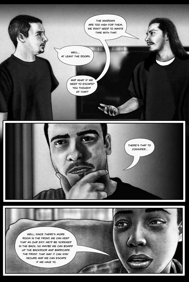 Man Bites Man PROLOGUE pg 14 by Art-by-Jilani