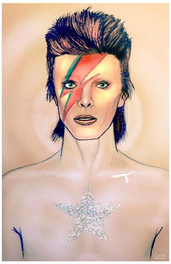 Bowie by Art-by-Jilani