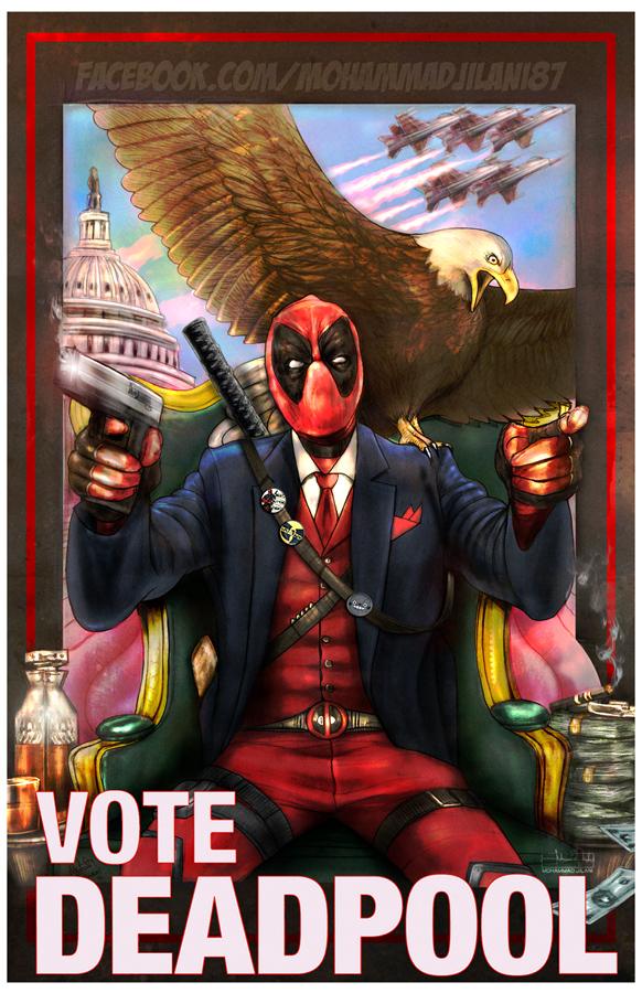 Candidate by Art-by-Jilani