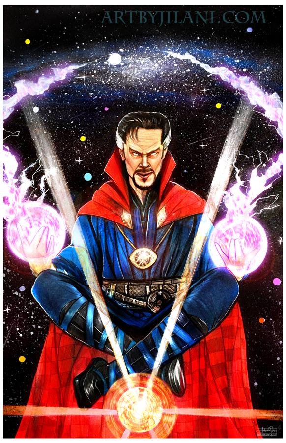 The Doctor is in. by Art-by-Jilani