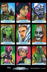Star Wars galactic files 2019