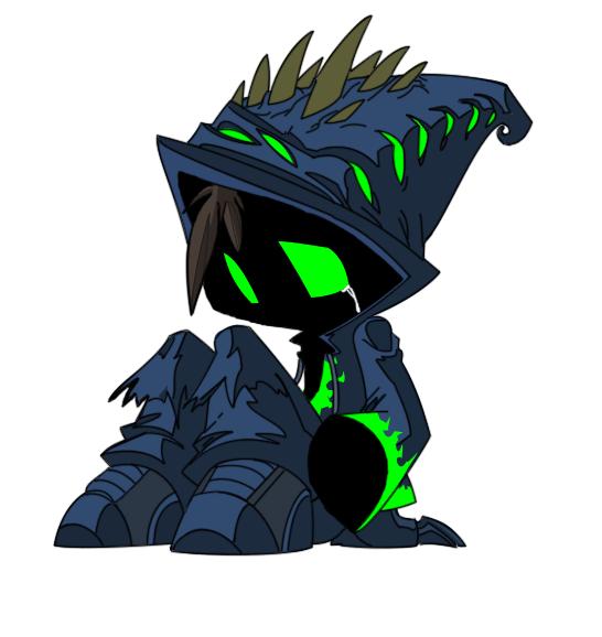 Grim Jr vector by zeroancient