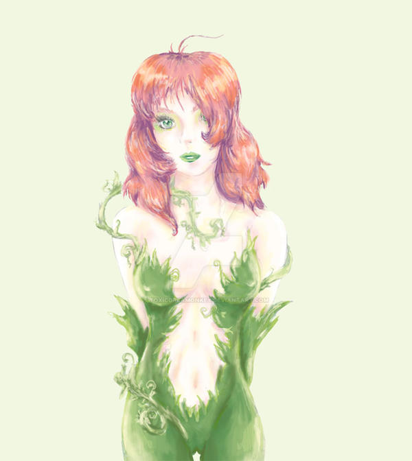 Poison Ivy by toxicdreamonkey