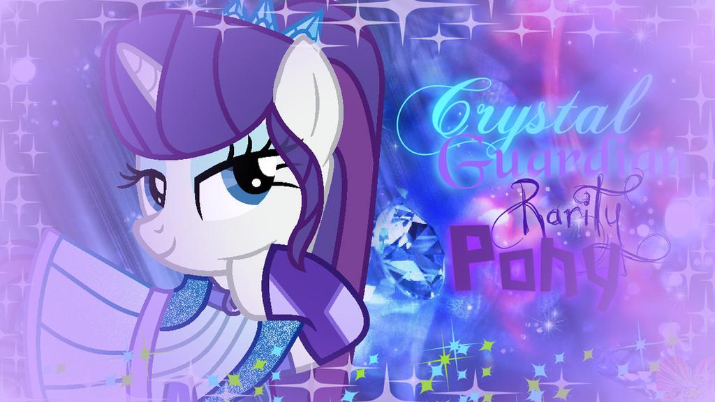 Crystal Guardian Rarity (Effects) (w/ Speedpaint!) by ForeverBunkey123