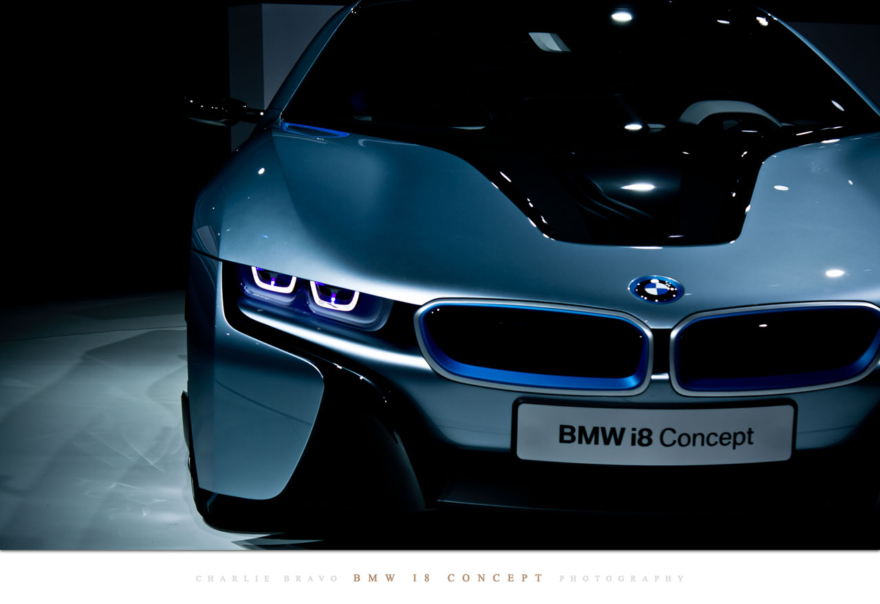 BMW I8 Concept By Nighty90 BMW I8 Concept By Nighty90