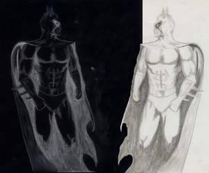 Batman Duality by YoungJun