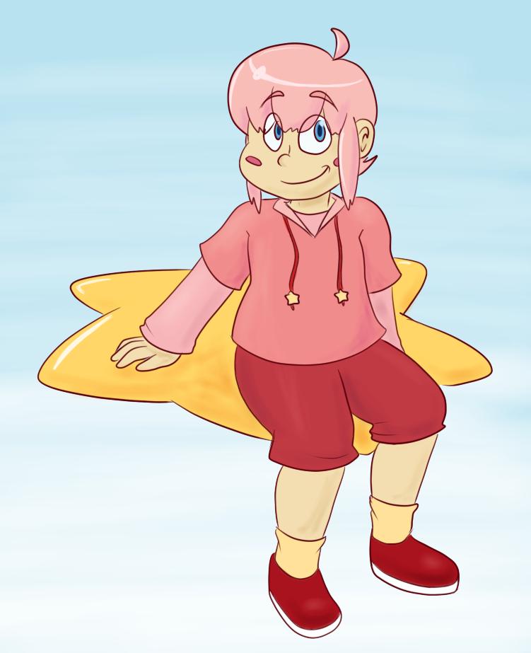 Hey look a Kirby by teeny-pie-minion