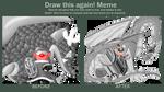 Draw This Again! Meme - 16-Bit Normal Platino