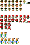 Mountain Story Sprite Sheet