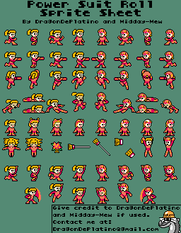 Request Alternate Reality Roll Sprite Sheet By Dragondeplatino On