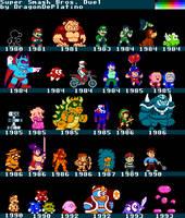 Super Smash Bros. Duel by DragonDePlatino