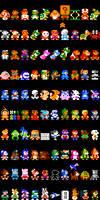 Super Mario Maker Authentic Costumes