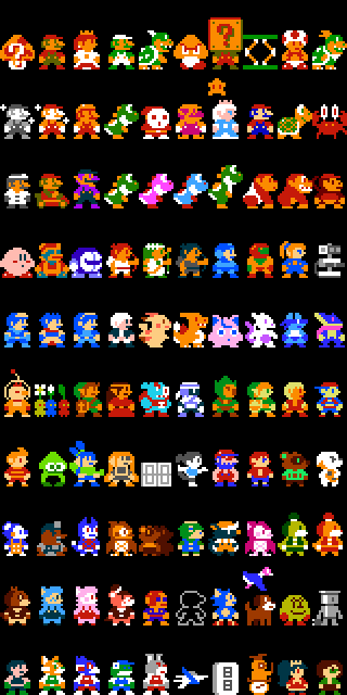Super Mario Maker Authentic Costumes by DragonDePlatino ...