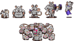 Earthbound Fangame Rats