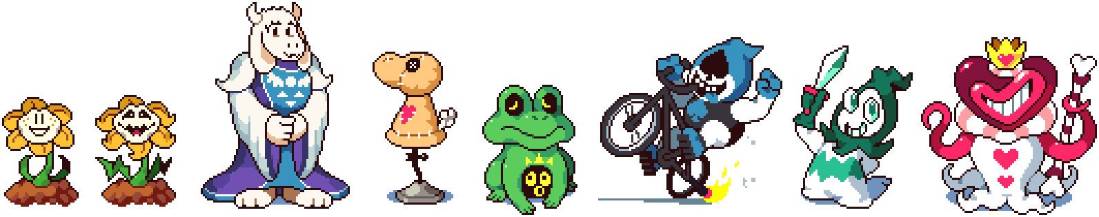 UNDERTALE - MOTHER 4 Style