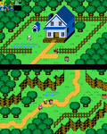 MOTHER Overworld Mockup by DragonDePlatino