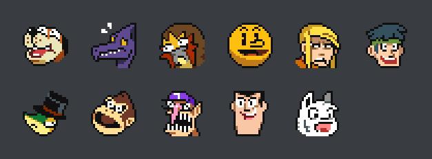 Discord Emoji by DragonDePlatino