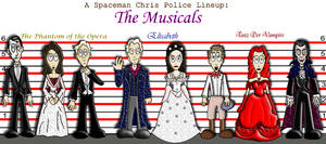 Police Lineup: Musicals