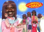 Kazaamanga Daioh Version 2.0