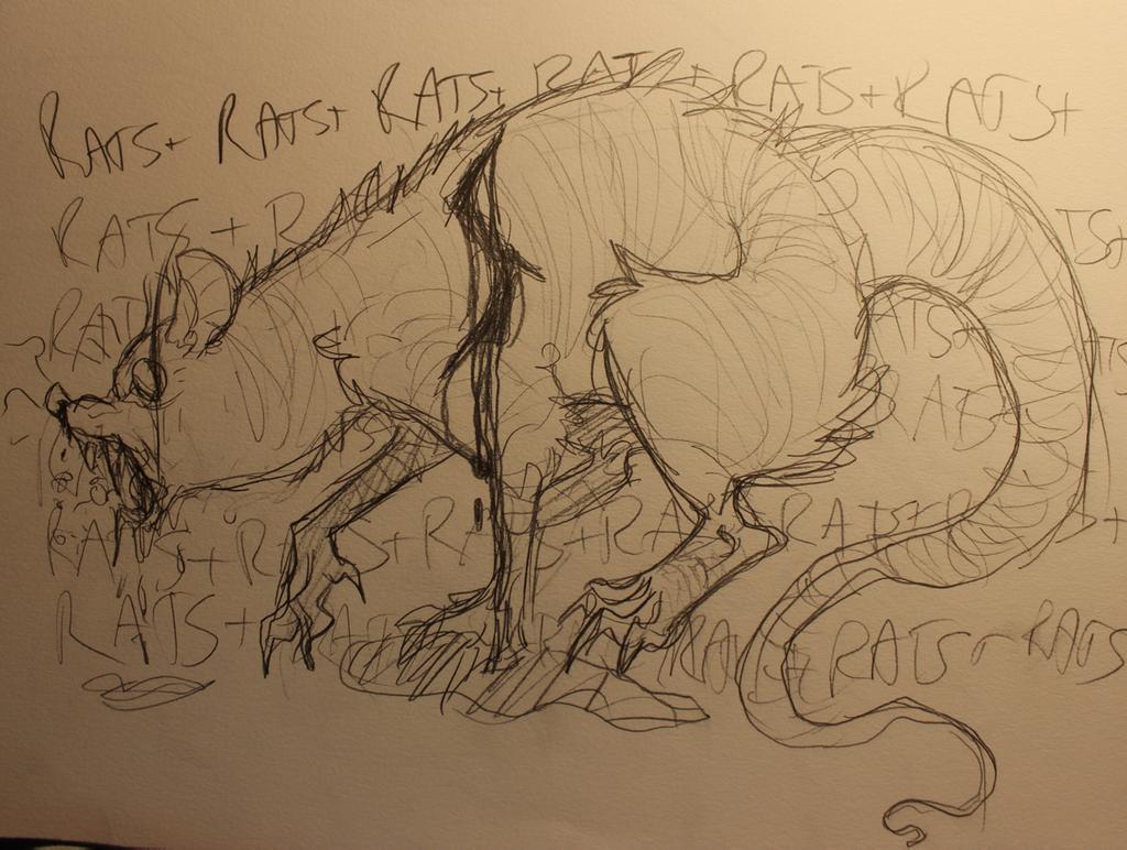 rats n rats n rats n rats by Doodle-Dreams