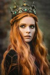 Ginger queen