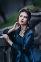 Victorian lady by Black-Bl00d