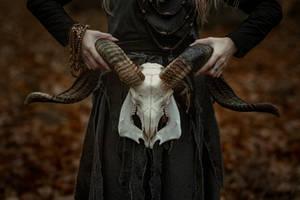 The curse by Black-Bl00d