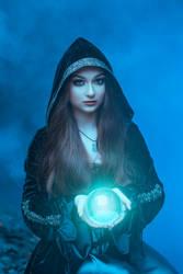 Magic cave by Black-Bl00d