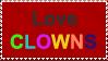 Love clowns by Adhdave