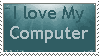 I love my computer by Adhdave