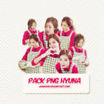 [150217] Pack PNG Hyuna - By ThaoPom