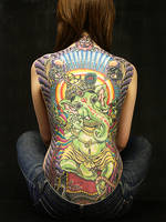 Ganesha by MiyusWorld