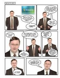 Mac and PC- Vista. by alpha-art